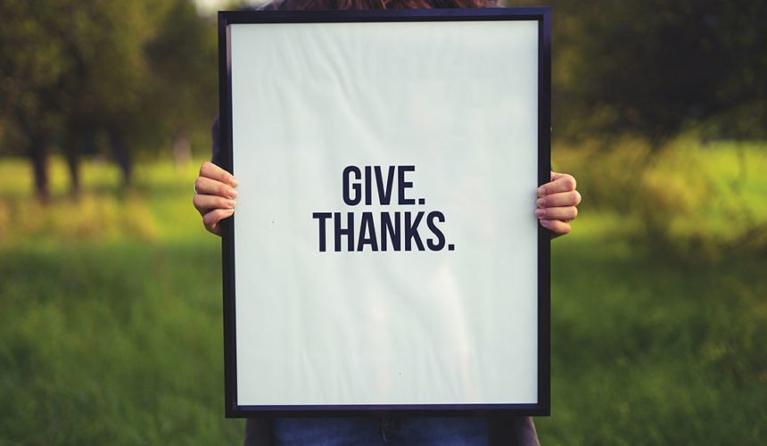 The Physiology of Gratitude